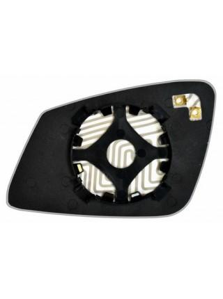 Элемент зеркала BMW 5 F10 2010-н вр правый асферический с обогревом 99141000